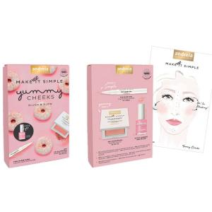 Andreia Makeup Kit Yummy Cheeks Ref.10420