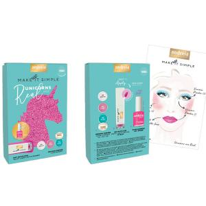 Andreia Makeup Kit Unicorns are Real Ref.10422