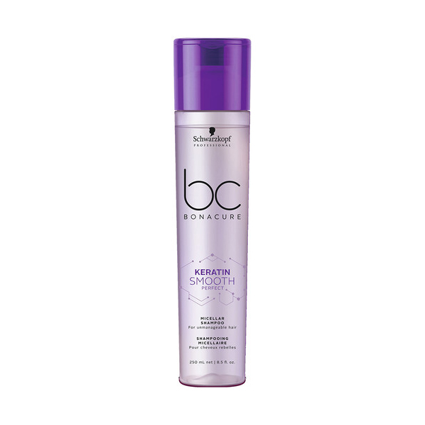 Schwarzkopf BC keratin smooth perfect champô