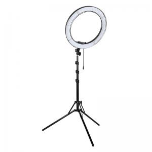 LK anel de luz LED com tripe foto make up Ref.10821