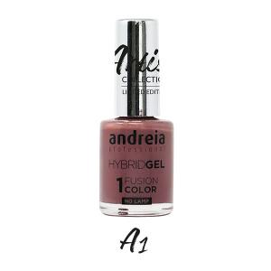 Andreia hybrid gel Artist collection A1 Ref.10855
