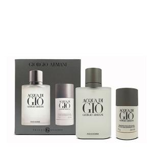 Armani Acqua de GioMen Men coffret EDT Vap 100ml+DS75ml Ref.10867