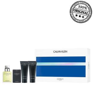 Calvin Klein Eternity Men coffret EDT 100ml+GEL100ml+ASB100ml+Mini20ml