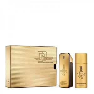 Paco Rabanne One Million coffret EDT Vap 100ml+DS150ml