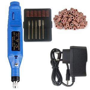 LK Set manicure portátil 13000rpm azul claro Ref.10973