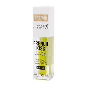 Andreia Makeup French Kiss - Lip Oil Luminizer 02 Ref.11000