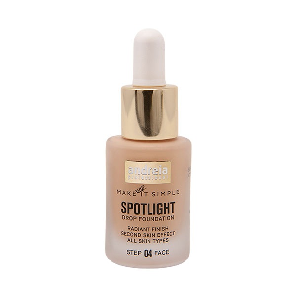 Andreia Makeup Spotlight - Drop Foundation 03