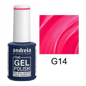 Andreia The Gel Polish G14