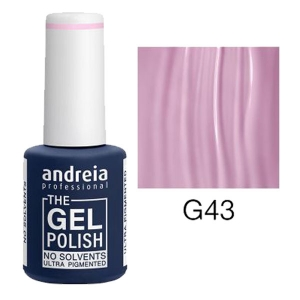 Andreia The Gel Polish Authentic G43