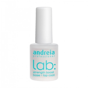 Andreia Lab Strenght Boost Base + Top Coat  - Base e Top Coat Fortificante