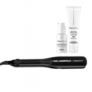 Loreal Steampod Karl Lagerfeld pack cabelos grossos Ref.12217