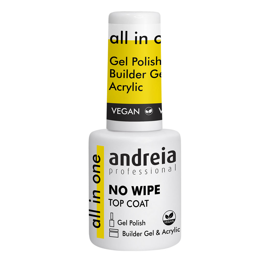 Andreia All In One No Wipe Top Coat new