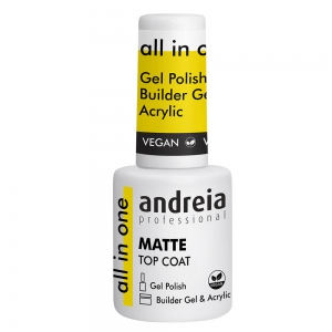 Andreia All In One Matte Top Coat new Ref.12221