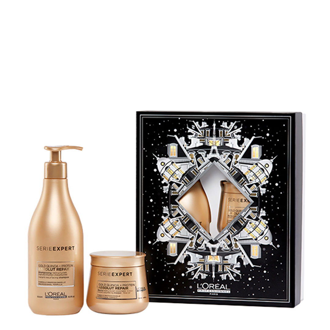Loreal SE absolute repair coffret 500+250