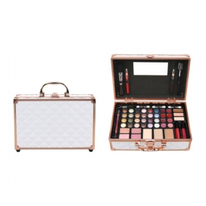 Mya makeup kit travel white ref410004-2
