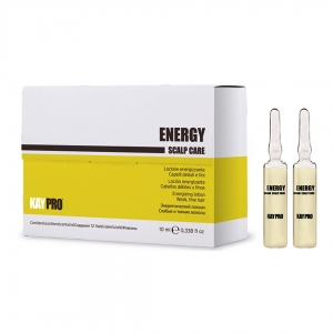 KAYPRO energy ampolas anti-queda 12x10ml Ref.12659