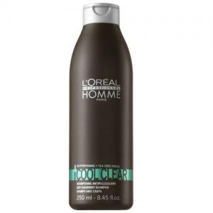 Loreal SE HOMME champô cool clear Ref.2726