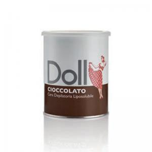 DOLL / SKIN lata cera chocolate