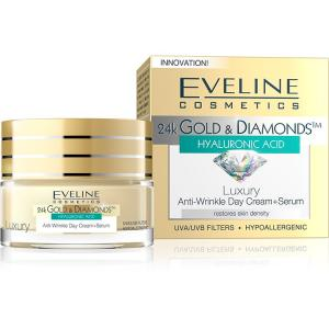 Eveline 24k gold & diamonds creme de dia