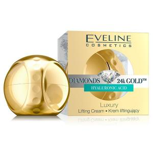 Eveline 24k gold & diamonds creme lifting