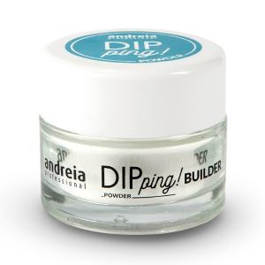 Andreia Dipping Powder Builder - Soft White Ref.4686