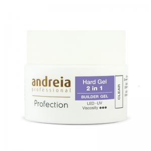 Andreia Hard Gel Clear  Ref.5081