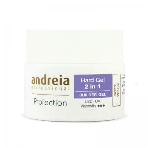 Andreia Hard Gel Soft White Ref.5082
