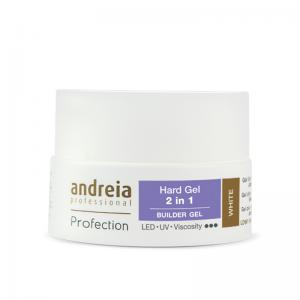 Andreia Hard Gel White Ref.5083