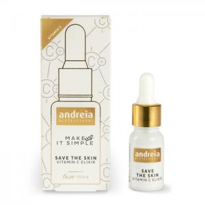 Andreia Makeup SAVE THE SKIN - Vitamin C Elixir Ref.5178