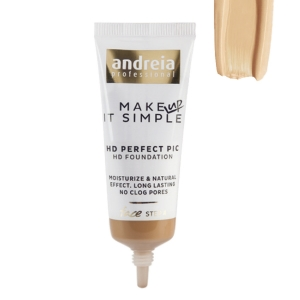 Andreia Makeup HD Perfect Pic - HD Foundation 01 Ref.5186