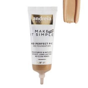 Andreia Makeup HD Perfect Pic - HD Foundation 03 Ref.5188