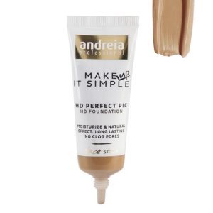 Andreia Makeup HD Perfect Pic - HD Foundation 04 Ref.5189
