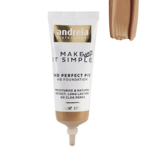 Andreia Makeup HD Perfect Pic - HD Foundation 06 Ref.5191
