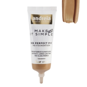 Andreia Makeup HD Perfect Pic - HD Foundation 07 Ref.5192